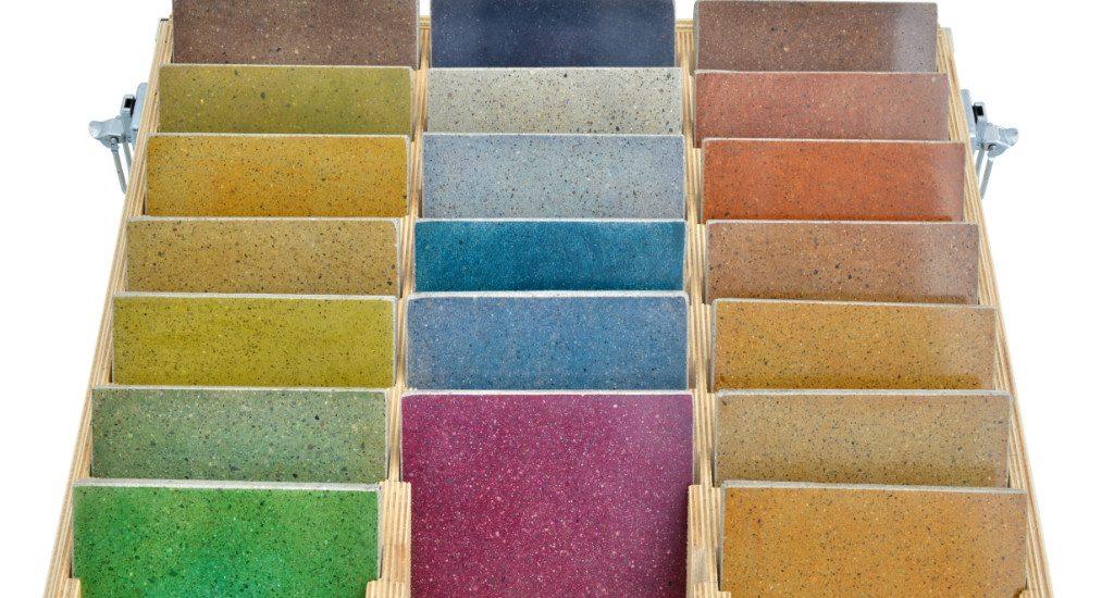 Modernistyczne Beton Color. Barwienie betonu, Beton polerowany, Szlifowanie betonu. DD16